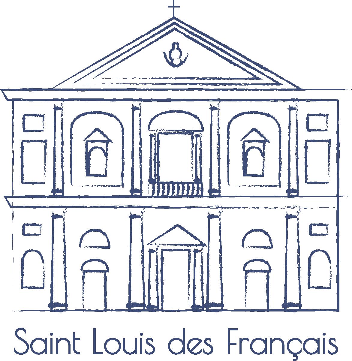 Réouverture de l'église Saint Louis des Français