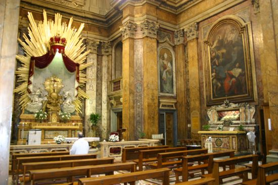 CDB autel majeur